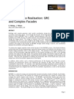 21 Concept to Realisation GRC and Complex Facades