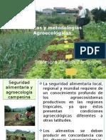 Métodos y técnicas para cultivos 2015