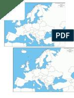 mapa de europa para imprimir.docx