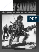 FASA7104a - Shadowrun - Street Samurai Catalog (Revised)