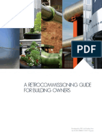 A Retrocommissioning Guide for Building Owners (PECI, 2009)