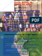 VIRREINATO-ESTADOPERUANO