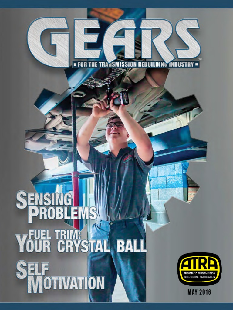 Gears May 2016 | Transmission (Mechanics) | Clutch