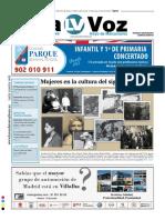 La Voz de Torrelodones y Hoyo de Manzanares. Nº 151. Marzo 2016