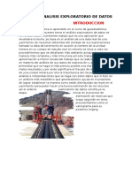 Informe Aed Geoestadistica