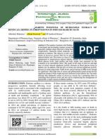 Farmakologi Benincasa Hispida (Kundur)