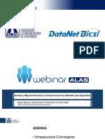 Normas y Mejores Prácticas Cableado Seguridad, Miguel Aldama, DataNet BICSI
