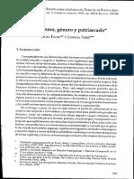 Feminismo, género y patriarcado - Facio.pdf
