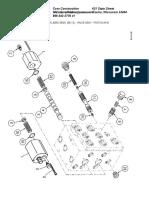 Valve Assy - Piston Axis (1)