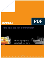 General Proposal About Optic Fibre