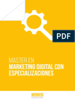 Folleto Master Digital Con