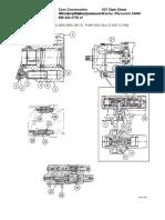 3WG-121 (ZF-Br) PL4642.023.008- 009 (Dynapac CP22- 27 e