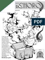 Revista do Clube Do Choro de Santos - Ano 5 - Nº 5 - Abril de 2016