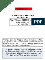Promosi Ekonomi Anggota