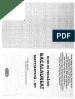 122529775 Ghid de Pregatire Bacalaureat Matematica
