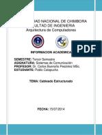 Cableado Estructurado (Pablo Cg)