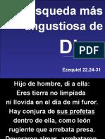 La Angustiosa Busqueda de Dios Ezequiel 40 Ds2