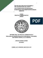 Informe Final Pad