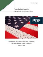 prescription america iii final