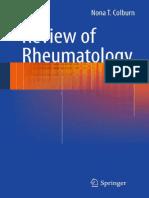 Review of Rheumatology (Gnv64)