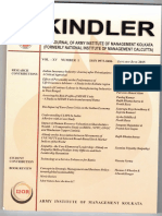 Kindler Volume XV January - June 2015