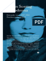 Susan Sontag - Dzienniki I
