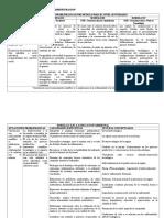 ANEXO II Situaciones Problemáticas, Capacidades Específicas y Núcleos Conceptuales