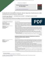 Evaluación de La Toxicidad Del Psilocybe Cubensis