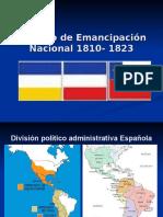 Proceso de Emancipación Nacional 1810- 1823 (2).ppt