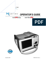 Zoll R Defibrillator - User Guide
