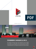 PEI Ingenieros Asociados Sa de Cs Presentacion