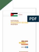 National Investement Reform Agenda_Jordan