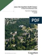 Into the Future - The Coquitlam Health Campus