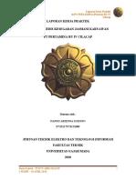 KP in PT Pertamina RU IV Cilacap (Only Index)