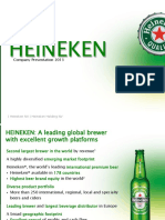 Introduction to HEINEKEN
