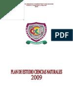 Plan de Estudios de Biología