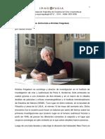Sociologia Del Cine Entrevista Feigelson