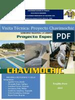 Informe Visita Técnica Chavimochic