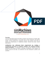 SimMachines Overview