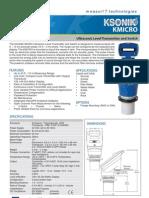 Measurit Ktek Ksonik Micro 0910