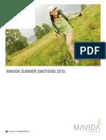 Mavida Summer Emotions Engl