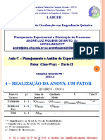 Aula C Plan ExP Um Fator Part II