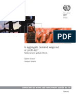 Is Aggregate Demand Wage-led or Profit-led