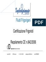 Fluidi Frigorigeni