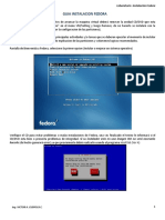 Instalacion Fedora14