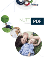 Manual Nutricion Nutrilite 2015