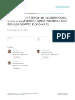 S17-4_Validation of a Q2D Hydrodynamic River Flood Model
