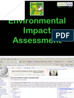 B571 EIA Environmental Impact Assessment (Presented to RIBA Part 1 Year PT3 Tech+Env LSBU)