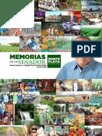 Informe de Gestión Senatorial 2010-2016