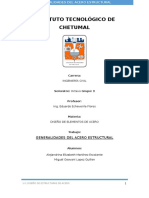 U-1 Generalidades Acero Estructural